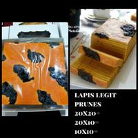 Kue Lapis Legit Prunes - 20x20