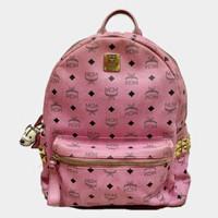 MCM backpack large preloved bag