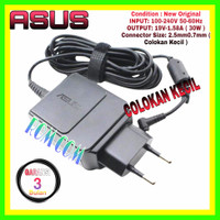 Adaptor Charger Original Netbook Asus Eepc X101 X101C X101CH X101H