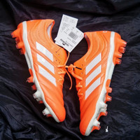 Sepatu Bola Adidas Copa 19.1 Orange FG
