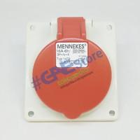 Mennekes Socket 1473 IP44 400V 16A 5P GAE