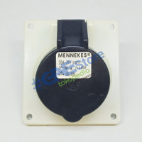 Mennekes Socket 1468 IP44 500V 16A 4P GAE