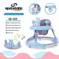 BABY WALKER SPACE BABY sb 509 I APOLO SPACEBABY | ALAT BANTU JALAN BAY