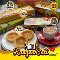 Pie Susu 21 - Paket Kangen Bali spesial Mix
