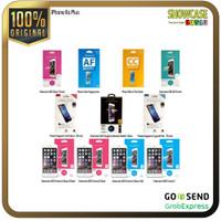 iPhone 6s Plus 6 plus Screen Protector Anti Finger Anti Gores Spigen