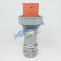 Mennekes Power Top Plug 1110 IP67 63A 4P GAE