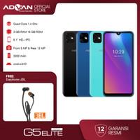 Advan G5 Elite 2021 6.1 Inci 3GB 16GB Octacore Android10 Garansi Resmi