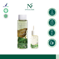 Npure Paket Face Toner + Essence Cica Series (Acne Series)
