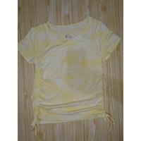 Shirt atasan anak cewek perempuan JUSTICE Original kuning