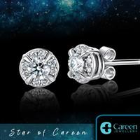 Star Of Careen - Anting Berlian B - Diamond Earring - Careen Jewellery