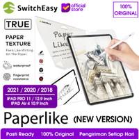 Anti Gores Paperlike iPad Pro 11 & 12.9 (2020 / 2018) SwitchEasy