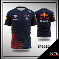 Kaos Baju Jersey F1 Formula One Team Redbull Racing 2021 Full Print