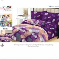 bed cover lady rose sprei karet no2 uk 160x200 motif Furla