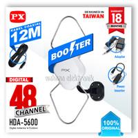 ANTENA TV Digital Set Top Box Indoor/outdoor PX HDA 5600 - ORIGINAL