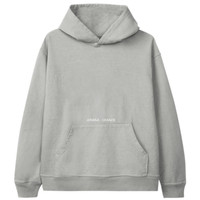 [Official Ariana Grande] Positions Inverted Cover Hoodie - Merch Resmi
