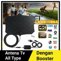 antena tv digital . antena tempel . antena digital indoor - tanpa bosster