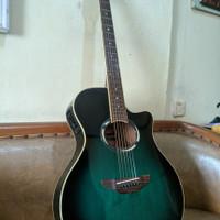 Gitar Yamaha Apx 500 ii Original second
