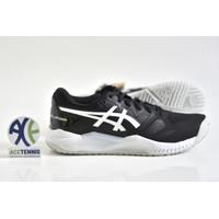 ASICS Gel Challenger 13 Black/White Sepatu Tenis - 42