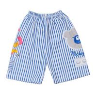 Pakaian Bayi - Celana Pendek Motif Hokey Bear - Biru, M
