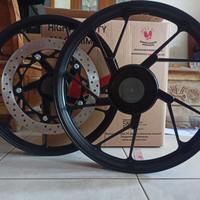 Velg Racing Yamaha Force 1,Vega R Lama, F1ZR UK 140/160x17