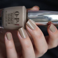 Opi Coconut Over Infinite Shine Opi ' ISLF 89 ' Semi Gel