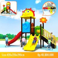 Playground Outdoor 420x220x290cm