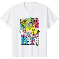 Baju Anak Nickelodeon Retro 90s Nick Party T-Shirt - S