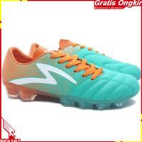 Rcskt Sepatu Bola Specs Equinox Fg Comfrey Green Orange Original