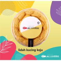 J&C Cookies Reguler Lidah Kucing Keju