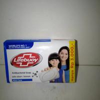 LIFEBUOY BAR SOAP MILD CARE 85GR