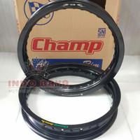 Velg Motor Velg CHAMP Set Jari Jari Ring 14 2.50 2.15