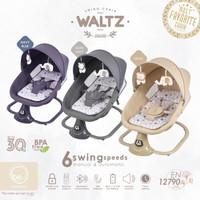 Makassar - Babyelle Waltz Swing Ayunan Bayi Elektrik Features