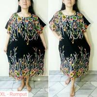 Batik Hengky - XL Rumput- Baju Tidur Motif Bunga