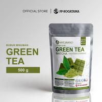 500g Max Javano Matcha Green Tea Powder Drink Minuman Bubuk Teh Hijau