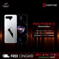 ASUS ROG Phone 5 ULTIMATE 16GB 512GB 256GB Garansi 1 Tahun SEGEL