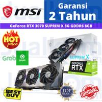 VGA MSI Nvidia Geforce RTX 3070 RTX3070 SUPRIM X 8GB 256 BIT DDR6