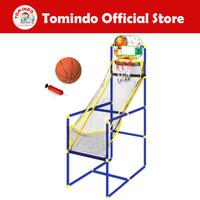 Tomindo Mainan Bola Basket Basket ball set maenan anak laki perempuan