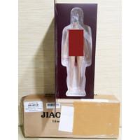 JIAOU DOLL JOQ07FBS ASIAN NON DETACHABLE FOOT WHEAT SKIN BIG BUST 1/6