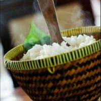 bakul boboko wadah nasi dari bambu