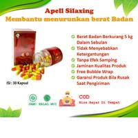 Apell Silaxing Obat Herbal Suplemen Pelangsing Diet Pengurus Badan
