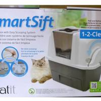 Catit Smartsift Cat Litter Box Automatic - Bak Pasir Kucing Besar