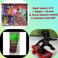 Hot Promo mainan anak cewek & cowok - 4