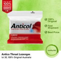 Anticol Throat Medicated Lozenges Original Australia - 3 Packs
