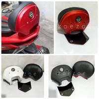 Senderan jok backrest Honda pcx 160 lokal 2021 MHR best quality
