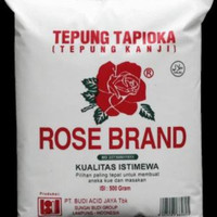 tepung kanji tapioka