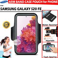 Samsung Galaxy S20 FE Armband Arm Band Pouch Sarung Hp Jogging Lari