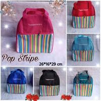 tas pop stripe tupperware