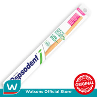 Pepsodent Natural Bamboo Extra Soft Sikat Gigi 1Pc