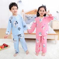 piyama baju tidur anak katun organik premium import