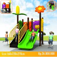 Playground Outdoor 160x220x270 cm